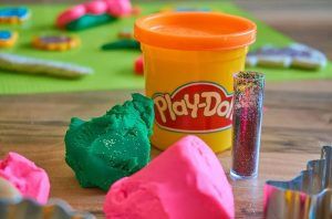 Easy Playdough Recipe